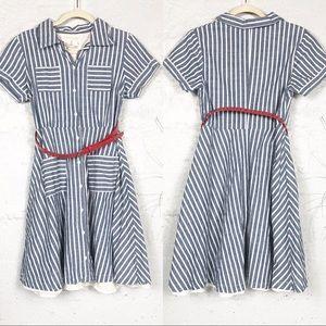 ModCloth Myrtlewood Midi Dress